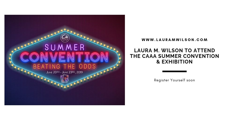 Laura M. Wilson to Attend the CAAA Summer Convention & Exhibition
