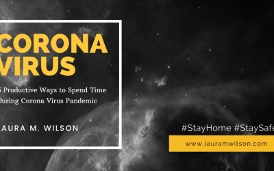 5 Productive Ways to Spend Time During Corona Virus Pandemic