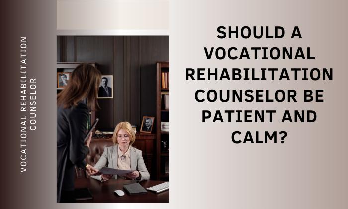 Vocational Rehabilitation Counselor