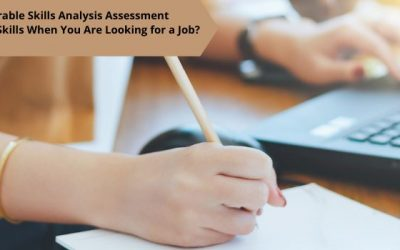 Does the Transferable Skills Analysis Assessment Help in Knowing Your Skills When You Are Looking for a Job?